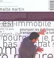 Malte Martin - 4ème de couverture - Format classique