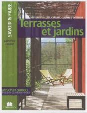 telecharger Terrasses et jardins livre PDF en ligne gratuit