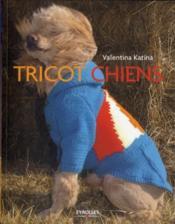 Tricot chiens - Couverture - Format classique