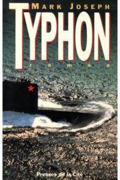 Typhon - Couverture - Format classique