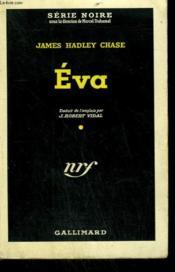 Eva. ( Eve ). Collection : Serie Noire N° 6 - Couverture - Format classique