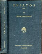 Ensayos - Tomo I. - Couverture - Format classique