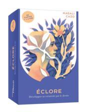Éclore : développer sa créativité par le dessin - Couverture - Format classique