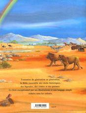 Bible astrapi/marchon-millet nelle edit - 4ème de couverture - Format classique