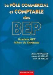 Pole Com Et Compta Ter Bep Sec/Fontaine - Couverture - Format classique