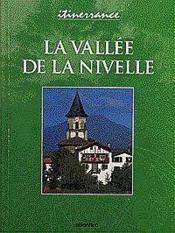 Guide Itinerrance ; La Vallee De La Nivelle - Couverture - Format classique
