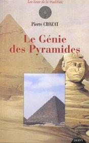 Genie des pyramides (le) - Intérieur - Format classique