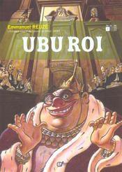 Ubu roi t.1 - Intérieur - Format classique