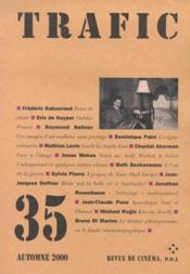 Revue Trafic N.35 - Couverture - Format classique