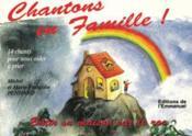 Chantons en famille - livret 2 - Couverture - Format classique