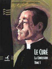 Le Cure - Tome 1 - La Confession - Intérieur - Format classique