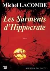 Les sarments d'Hippocrate - Couverture - Format classique
