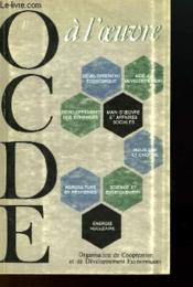 L'Ocde A L'Oeuvre - Couverture - Format classique