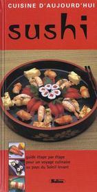 Sushi - Intérieur - Format classique