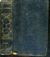 Julie Ou La Nouvelle Heloise - Tome 1 - Collection Des Meilleurs Ouvrages De La Langue Francaise En Prose Et En Vers. - Couverture - Format classique