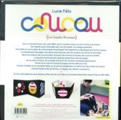 Coucou - 4ème de couverture - Format classique