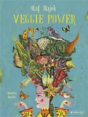 Olaf hajek veggie power /anglais - Couverture - Format classique
