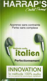 Harrap's Michel Thomas ; méthode audio italien ; perfectionnement - Couverture - Format classique