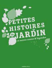Petites histoires de jardin et autres contes et légendes - Intérieur - Format classique