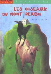 Les oiseaux du mont perdu - Intérieur - Format classique