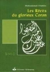 Les récits du glorieux Coran - Couverture - Format classique