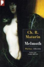 Melmoth - Couverture - Format classique