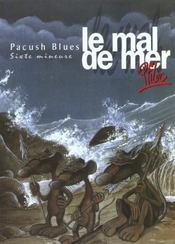 Pacush blues t.6 ; sixte mineure : le mal de mer - Intérieur - Format classique