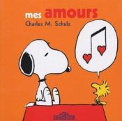 Mes Amours - Couverture - Format classique