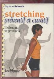 Stretching preventif et curatif n.146 - Couverture - Format classique