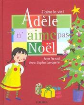 Adele N'Aime Pas Noel - Intérieur - Format classique