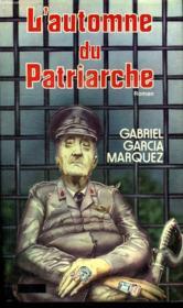 L Automne Du Patriarche. - Couverture - Format classique