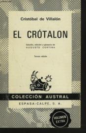 El Crotalon - Couverture - Format classique