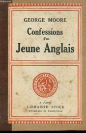 Confessions D'Un Jeune Anglais - Couverture - Format classique