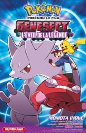 Pokémon ; le film ; Genesect et l'éveil de la légende - Couverture - Format classique