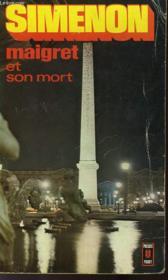Maigret Etson Mort - Couverture - Format classique