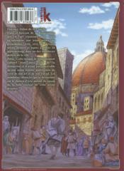 Arte T.1 - 4ème de couverture - Format classique