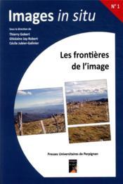 Les frontières de l'image - Couverture - Format classique
