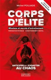 Corps d'élite - Couverture - Format classique