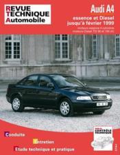 Rta 581.2 Audi A4 E&D (95-99) - Couverture - Format classique