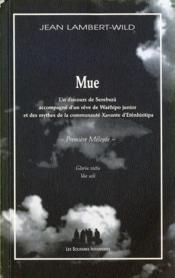 Mue - Couverture - Format classique