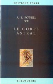 Corps astral - Couverture - Format classique