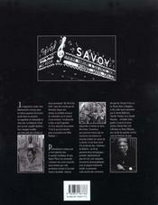 The Ghosts Of Harlem, L'Histoire Du Quartier Mythique Du Jazz - 4ème de couverture - Format classique