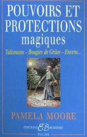 Pouvoirs et protections magiques - Couverture - Format classique