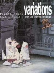 Pacush blues t.7 ; septième saut : variations sur thème - Intérieur - Format classique