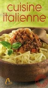 Cuisine italienne - Intérieur - Format classique
