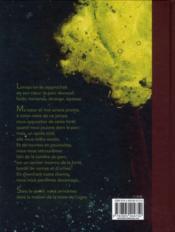 Le parc - 4ème de couverture - Format classique