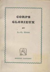 Corps glorieux - Couverture - Format classique