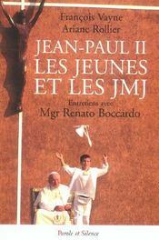 Jean-Paul Ii, Les Jeunes Et Les Jmj - Intérieur - Format classique