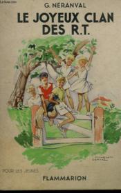 Le Joyeux Clan Des R.T. - Couverture - Format classique