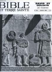 Bible Et Terre Sainte, N° 167, Jan. 1975 - Couverture - Format classique